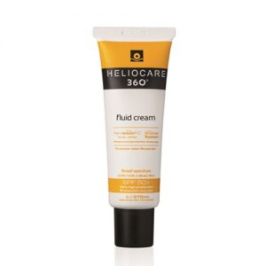 Heliocare 360° Fluid Cream SPF50
